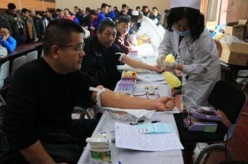 奇斯盾科技有限公司组织公司内部员工到佛山市第一人民医院进行无偿献血活动