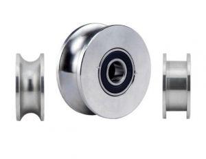 不锈钢U型\V型\H型轮